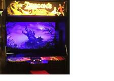 DRAGONS LAIR SPACE ACE ARCADE RED BALL TOP JOYSTICK JAMMA MAME ARCADE NEW