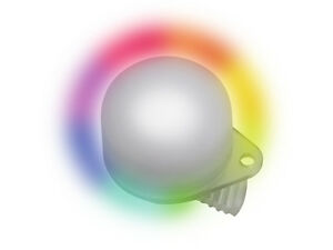 BigBlue Easy Clip Tank Marker Night Light Scuba Diving Multi-Color