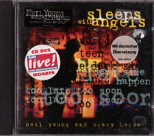 CD  Neil Young & Crazy Horse ‎Sleeps With Angels  ,Neuwertig, Reprise Records