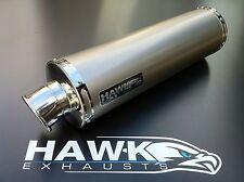 Hawk Triumph 955i 2003 - 2004 titanio ronda de escape puede Silenciador Sl