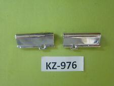 Dell Inspiron mini 10 PP19S Schanierabdeckungen Rechts + Links #KZ-976