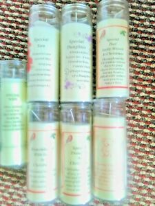 Memorial Candles Remembrance Relatives Graveside Verse Wax Jar Candle Tribute