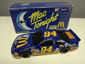 Bill Elliot #94 MCDONALD'S MAC TONIGHT 1997 THUNDERBIRD 1/24 scale ACTION