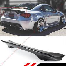 For Subaru Brz Scion Frs 86 Rocket Duckbill Highkick Style Trunk Spoiler Wing