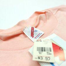 New listing Vtg 80s Jerzees 50/50 Blank Pink Pocket Single Stitch Usa Made T Shirt Men's Xl