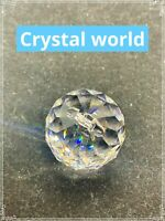 SET of 10 - 40mm Asfour CLEAR Crystal Ball #701 Prisms Chandelier Crystal Parts