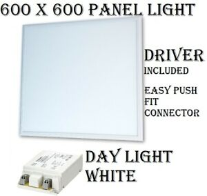 LED PANEL LIGHT 600X600MM Daylight White LED PANEL LIGHT or Just tridonic driver