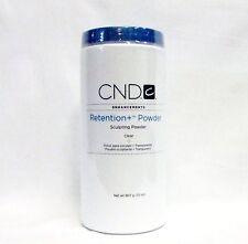 CND Creative Nail Design RETENTION POWDER  Clear  32oz/907g