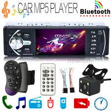 """1 Din 4.1"""" Voiture en Dash FM/USB/MP5 Lecteur Stéréo Radio Bluetooth + Caméra"""