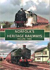 Norfolk's Heritage Railways Volume Two