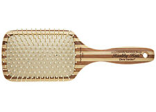 OLIVIA GARDEN Healthy Hair Bamboo Large Ionic Paddle Brush Eco-Friendly HH-P7