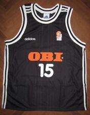 NOWITZKI Deutschland trikot GERMANY basketball canotta camiseta jersey FIBA NBA