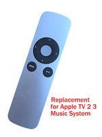 New Remote Control MC377LL/A MM4T2AM/A replace for Apple TV 2  3 Music System