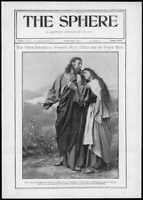 More details for 1900 germany bavaria ober-ammergau passion play christ anton lang flunger (216)
