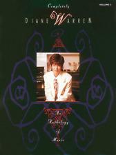 Completely Diane Warren : An Anthology of Music Vol. 2 by Diane Warren NOS