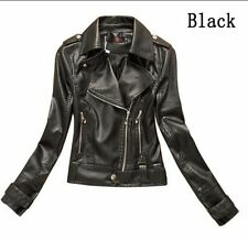 Leather Motorcycle Petite for Women