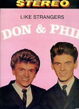 THE EVERLY BROTHERS Don & Phil like strangers GERMAN 1985 NEAR MINT LP