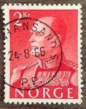 Norway - Nr 372 - 1959 - King Olav V - 2 Kr.