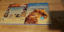 Serengeti  (Blu-ray, 2 Disc Set) WITH Slipcover BBC