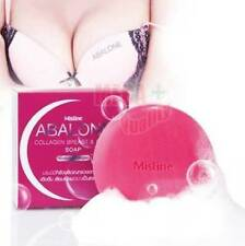 Mistine ABALONE COLLAGEN BREAST and BODY SOAP Enlargement and Firming Breast 70g