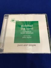 NEW Unwrapped Guildhall Big Band - Pure And Simple (2007) CD John Taylor Jazz