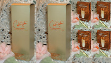 LOT~ Carlos Santana ~ Eau de Parfum EDP Perfume & 6.7 oz EACH Boxed Shower Gel s