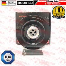 FOR BMW 2.5 3.0 Turbo Diesel Crank shaft pulley torsion vibration damper TVD OEM
