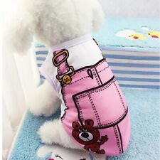 Clothes Summer Dog Vest Clothes For Pets Fashion Breathable Lightweight Dog Vest