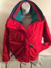 Columbia BUGABOO 3 in 1 InterChange Winter Jacket (Women's Med) Red/Purple/Green