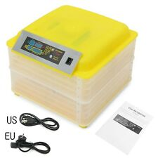 Digital Egg Incubator Hatcher Automatic LED Temperature Control Turning Chicken