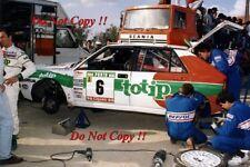 Andrea Aghini Lancia Delta HF Integrale Portugal Rally 1993 Photograph 1