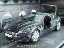 JAMES BOND ASTON MARTIN DBS CAR QUANTUM OF SOLACE D. CRAIG BATTLE ISSUE K867Q~#~