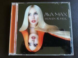 Ava Max - Heaven & Hell - CD -  Amazon Signed Edition....Brand New