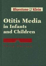 Otitis Media in Infants and Children-ExLibrary