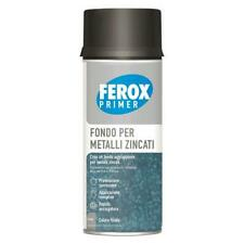 Arexons Ferox Fondo Aggrappante Spray Vernici Eff.Speciali (Fondo Bianco) Conf.