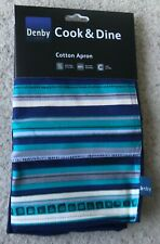 Denby Cook and Dine Cotton Apron