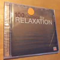 TIME LIFE MUSIC 100 Classics for Relaxation A Glorious Sunrise CD BRAND NEW !!!