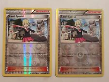 2 Lass's Special 103/124 - Fates Collide Reverse Holo Pokemon Trainer Card