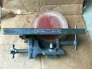Delta Rockwell Wood Lathe SANDING DISC and TABLE attachment 46-948