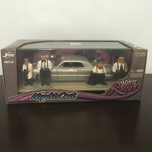 2005 JADA HOMIE ROLLERZ NIGHT OUT '64 CHEVY IMPALA SEALED BOX 1/24 SCALE RARE