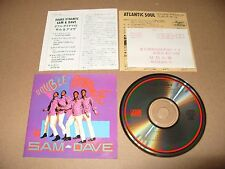 Sam & Dave Double Dynamite cd Made In Japan Nr mint/Mint Conditon