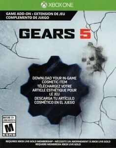 Xbox One - Gears 5 - Ice Kait Diaz Chr Skin DLC, ADDON CODE INSTANT DELIVERY