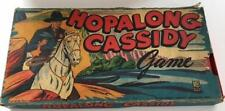 Vintage 1950s MILTON BRADLEY HOPALONG CASSIDY BOARD GAME