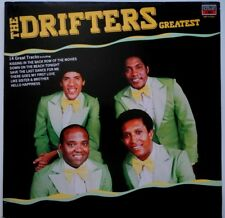 LP UK**THE DRIFTERS - GREATEST (MUSIC FOR PLEASURE '91)**29920