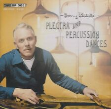 [BRAND NEW] CD: HARRY PARTCH: PLECTRA AND PERCUSSION DANCES