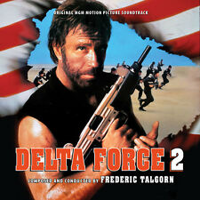 Delta Force 2 - 2 x CD Complete - Limited Edition - Frederic Talgorn