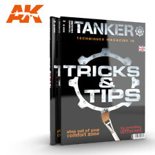 Tanker Magazine Issue 10: TRICKS & TIPS Special Edition - AK Interactive T10