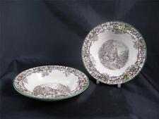 """Vintage Copeland Spode Spode's Byron 6.5"""" cereal bowl c1930 BOGOF         - s812"""