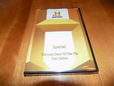 LAST STAND OF THE TIN CAN SAILORS WWII US Navy Battle HISTORY CHANNEL DVD NEW