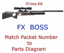FX Boss O'ring Kit